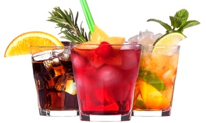 Happy Hourz Daiquiri Bar: $36 for $60 Worth of Drinks — Happy Hourz Daiquiri Bar