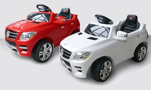 Kids' Mercedes ML350 Play Car