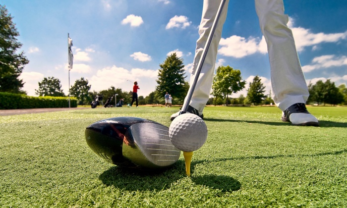 The Golf Warriors - Garner: Initial Golf Game Evaluation with Optional 60-Minute Lesson at The Golf Warriors (Up to 54% Off)