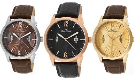 Lucien Piccard Watzmann Men's Watch Collection