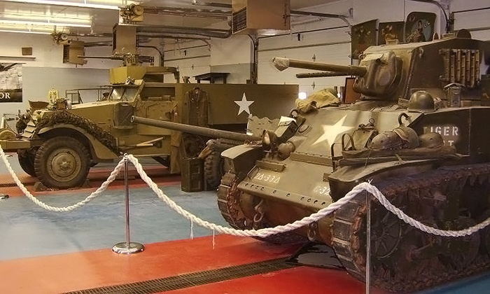 Russell Military Museum - Newport: Admission for Two or Four to Russell Military Museum (Up to 50% Off)