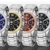 SO & CO New York Men's Multi-Function Stainless Steel Dress Watch