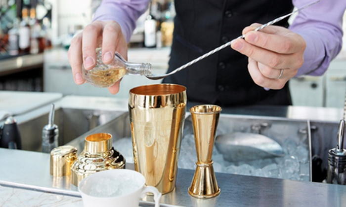 BartenderOne - Ottawa: $39 for a Martini Madness or Get into the Spirit Bartending Workshop at BartenderOne ($99 Value)