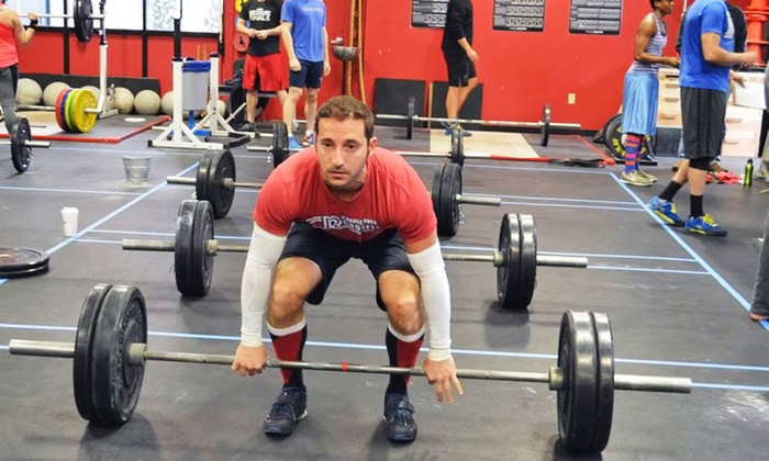 Charles River CrossFit - Needham: One Month of CrossFit with Beginner Classes, or Two Months of CrossFit at Charles River CrossFit (Up to 82% Off)