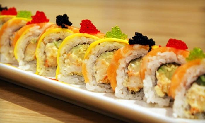 Tiparos Thai Cuisine & Sushi Bar - Near North Side: $10 Worth of Thai and Sushi Cuisine