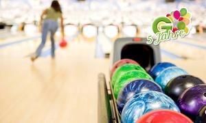 Felix Bowling: Amerikanisches All-you-can-eat-Buffet für Zwei, Vier oder Sechs inkl. 2 Bowlingrunden bei Felix Bowling ab 22,20 €