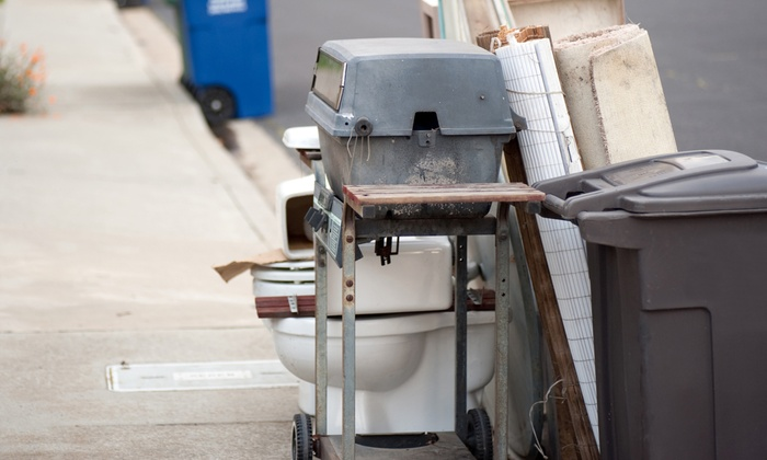 1-888-JUNK-VAN - Calgary: C$35 for Removal of Up to 250 Pounds of Junk from 1-888-JUNK-VAN(C$152 Value)