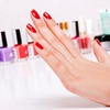 Shellac Manicure or Pedicure £8