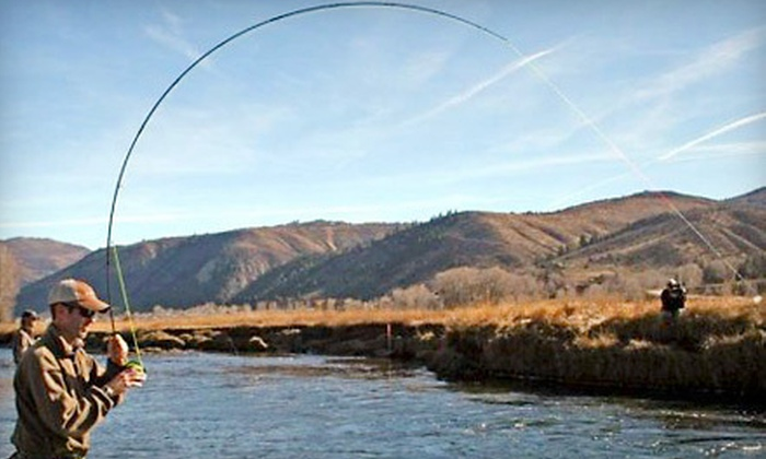Colorado Skies Outfitters - Parker: Two-Day Weekend Fly-Fishing School from Colorado Skies Outfitters ($295 Value)
