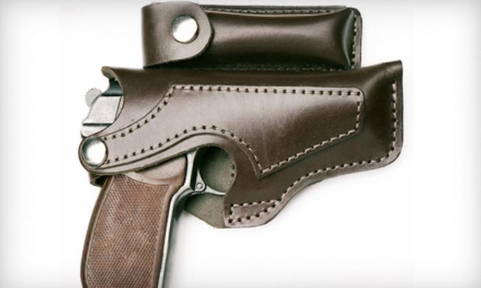 Gainesville Gun Permit - Gainesville: $59 for a Concealed-Weapons Course at Gainesville Gun Permit ($120 Value)