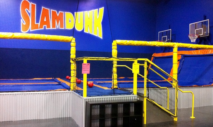 Cosmic Jump - Multiple Locations: $15 for Two 60-Minute Jump Passes at Cosmic Jump (Up to $24 Value)