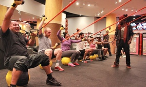 Punch Fitness Center: 15 or 25 Kickboxing Classes at Punch Fitness Center (Up to 85% Off)