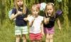 Girls' Layered Lace Shorts: Girls' Layered Lace Shorts