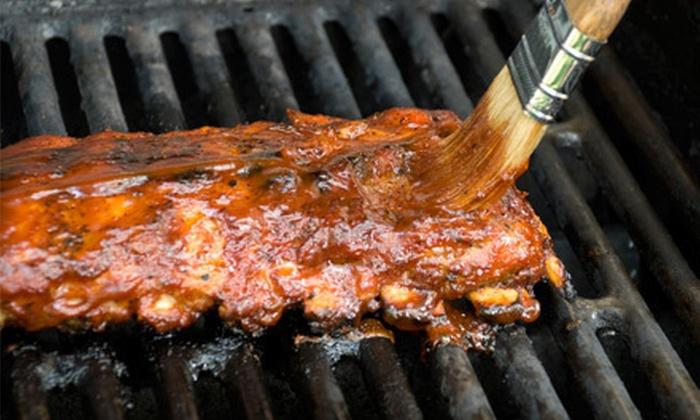 Railhead Smokehouse - Alamo Heights: $7 for $15 Worth of Barbecue at Railhead Smokehouse