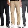 Akademiks Men's Shady Stretch Slim-Fit Twill Pants