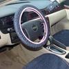 4-Piece Jaguar-Print Car Upholstery Set