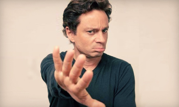 Chris Kattan - West Valley City: Chris Kattan Standup-Comedy Show at Wise Guys Comedy Club on May 24–26 (Up to Half Off). Five Showtimes Available.