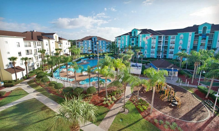 Grande Villas Resort - Tampa Bay Area: Stay with Dining Discount Card at Grande Villas Resort in Orlando, FL