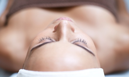 Microdermabrasion with Option for Facial at Pure Salon and Spa (Up to 54% Off)