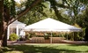 Up to 34% Off on Event Tent Rental at Top Hits Entertainment