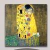 "Gustav Klimt 18"" x 18"" Fine Art Print or Gallery Wrapped Canvas"