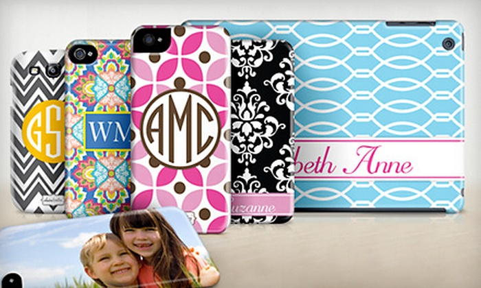 MyCustomCase.com: $20 for $45 Worth of Custom Cases for the iPhone, iPad, or Samsung Galaxy from MyCustomCase.com