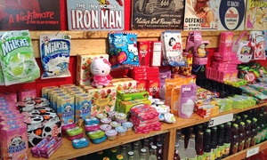 Rocket Fizz: $15 for Three Groupons, Each Good for $10 Worth of Candy and Nostalgic Wares at Rocket Fizz ($30 Value)