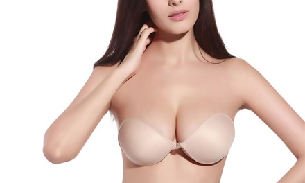 3-Pack of Featherlite Invisible Women's Strapless Bras