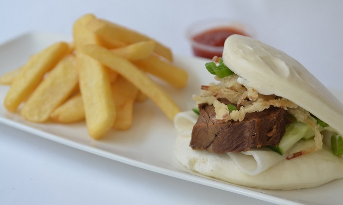 Tiffany Cafe - Downtown Toronto: C$18 for Lunch or Dinner for Two at Tiffany Cafe
