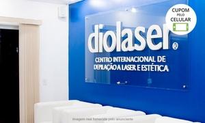 Diolaser – Cuiabá: Diolaser – Duque de Caxias: 5, 10 ou 15 visitas com Manthus e endermo