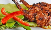 GROUPON: 45% Off Indian Cuisine at Zaika Zaika