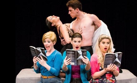 $25 to See 50 Shades! The Musical at DeYor Performing Arts Center on Saturday, October 5, at 7:30 p.m. ($46 Value)