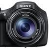 Sony DSC-HX300/B 20.4MP Digital Camera with 50x Optical Zoom