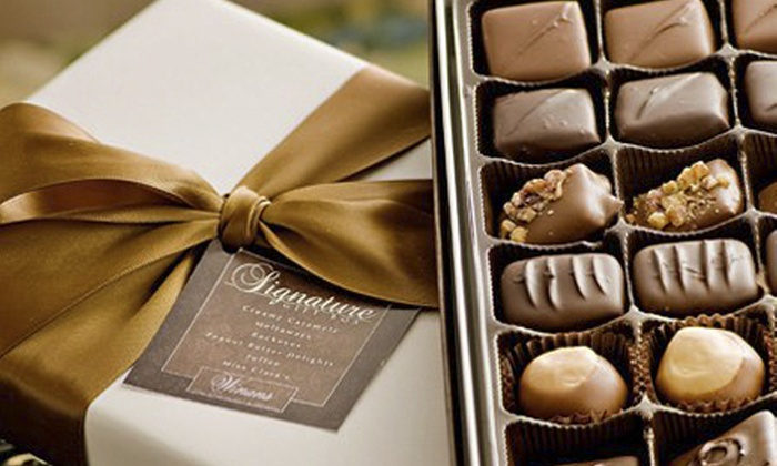 Winans Fine Chocolates and Coffees - Dublin: Handmade Chocolate and Coffee at Winans Fine Chocolates and Coffees (Half Off). Two Options Available.