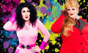 The Wave: Drag Brunch for Two or Four at The Wave (Up to 47% Off)