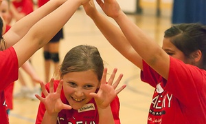 Academy Sports Center: Six-Week Volleyball Training Program for Grades K–6 at Academy Sports Center (Up to 53% Off)