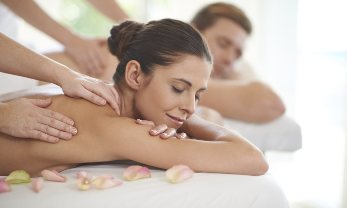 Healing Hands by Sherrie - Chargin Valley Professional Building: 90-Minute Hot Stone Massage or a Couple's Swedish Massage at Healing Hands by Sherrie (Up to 59% Off)