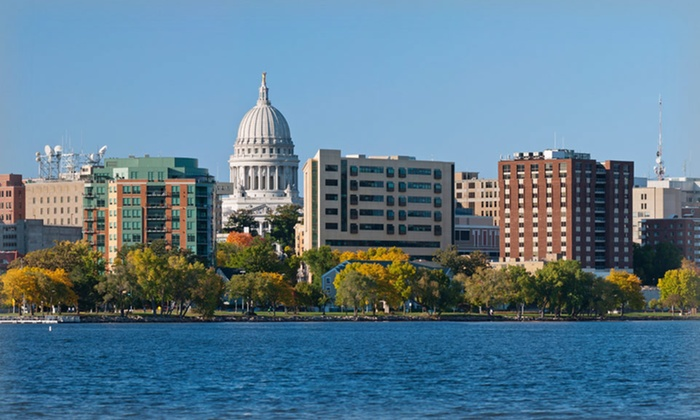 Cambria Suites - Madison: 1- or 2-Night Stay at Cambria Suites in Madison, WI