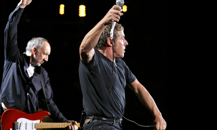 The Who - Boardwalk Hall: The Who at Boardwalk Hall on Friday, May 22, at 7:30 p.m.