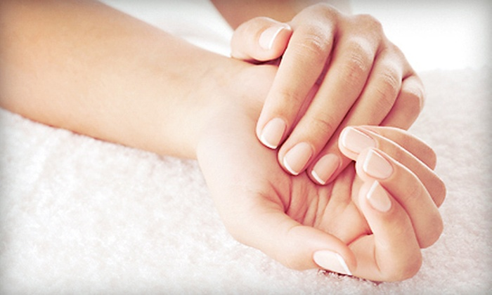 Nail FX by Jennifer - East Troy: $35 for a Shellac Manicure and Spa Pedicure at Nail FX by Jennifer ($75 Value)