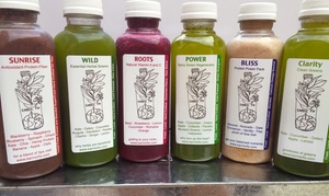 Karmic Fix: One- or Three-Day Juice Cleanse from Karmic Fix (53% Off)