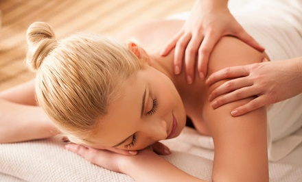 One or Two 60-Minute Custom Massages with Reiki Sessions at Flawless Day Spa (Up to 55% Off)