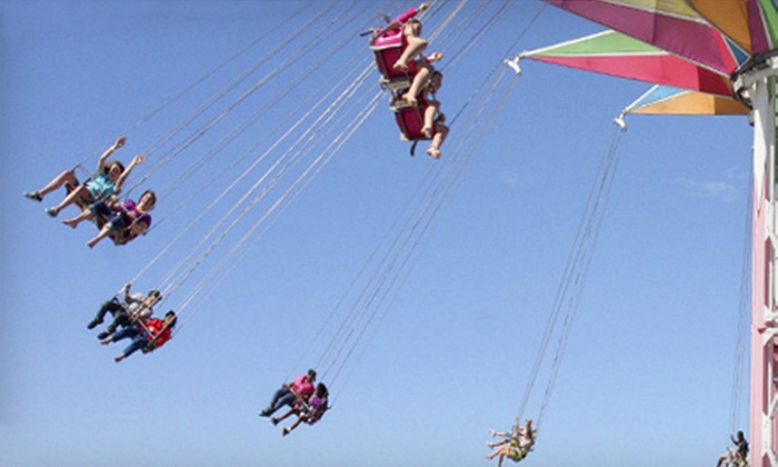 Magical Midway - Southwest Orange: All-Day Amusement-Park Visit for One, Two, or Four at Magical Midway (Up to 54% Off)