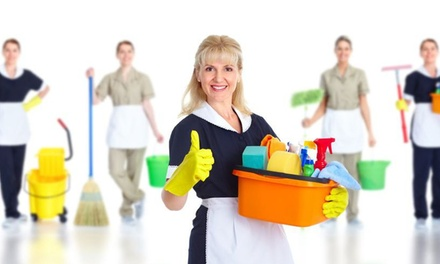Two Hours of Cleaning Services from Brilliant Management Solutions, LLC (41% Off)