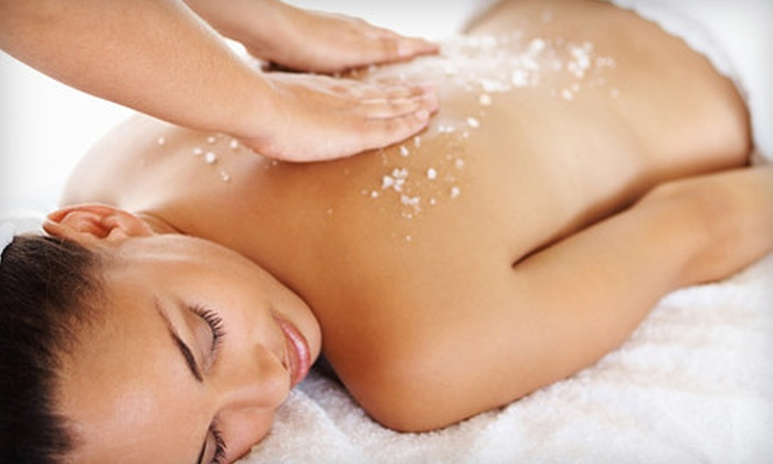 The Loft - James Island: $59 for a 90-Minute Lemon-Verbena Body Polish at The Loft ($135 Value)