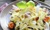 osteria dei ciompi - firenze: Menu di pesce di 4 portate in Borgo Allegri per 2 o 4 persone all'Osteria dei Ciompi (sconto fino a 72%)