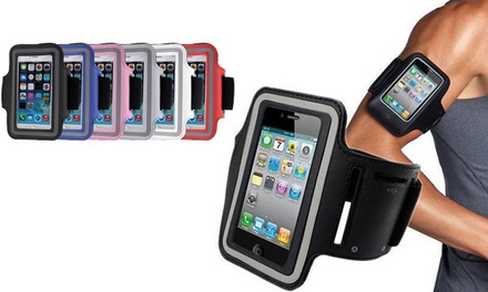 Night Reflective Running Armband for iPhone 5/5C or 6/6 Plus from $8.99–$10.99