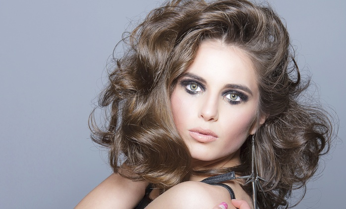 Restyle or Cut with Conditioning Treatment and Colour Consultation for £44 at The Salon (71% Off)
