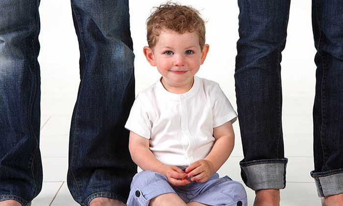 Kerry Allan Photography - Sudbury: C$30 for a 60-Minute In-Studio Portrait Session for Up to Six at Kerry Allan Photography (C$324 Value)