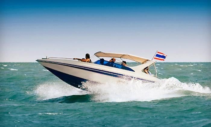 Lotto Boat - Old Southeast: $150 Reward